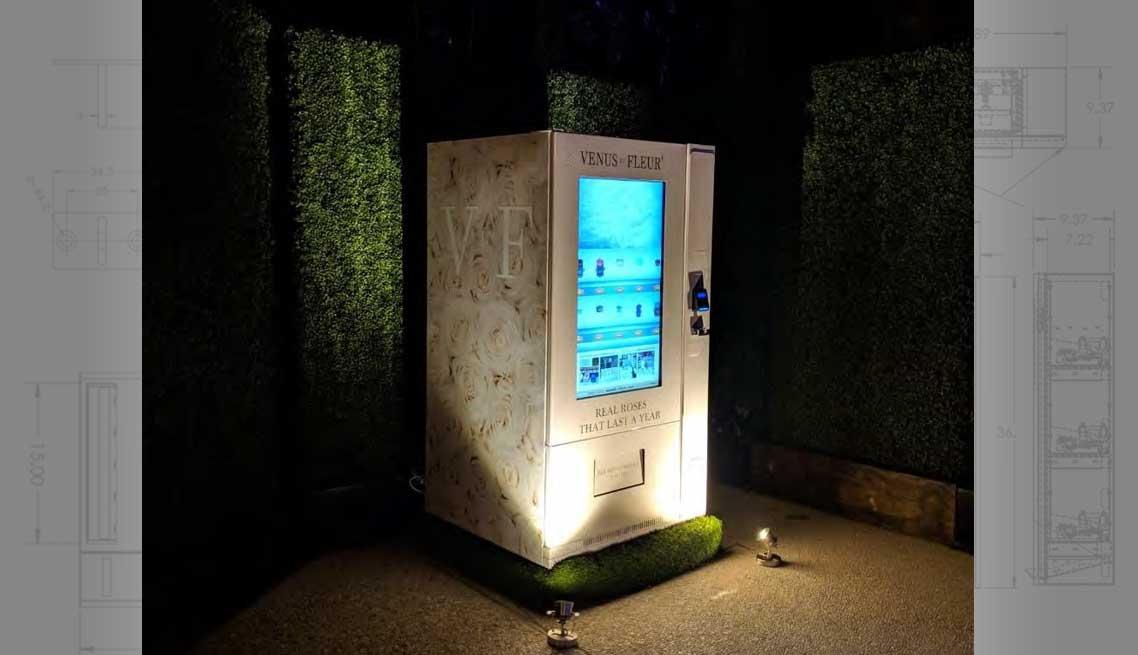 DMVI Smart Vending Machines