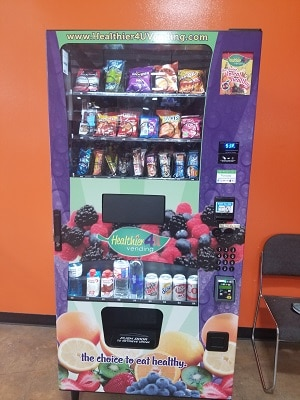 Vending Route for Sale Misissippi