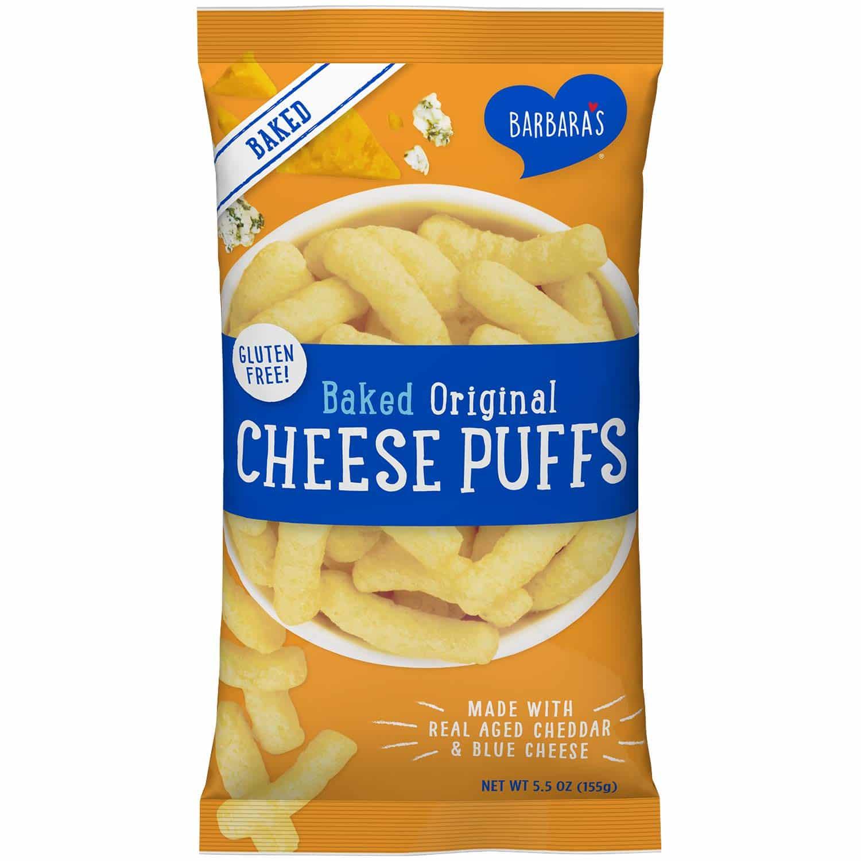 Barbara's All Natural Cheese Puffs