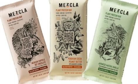 Mezcla Plant-Based Protein Bars