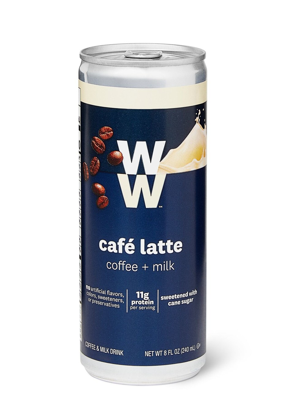 WW healthy latte