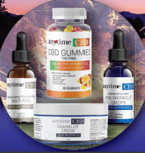 AnytimeCBD Products