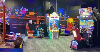 Betson Amusement Game Machines