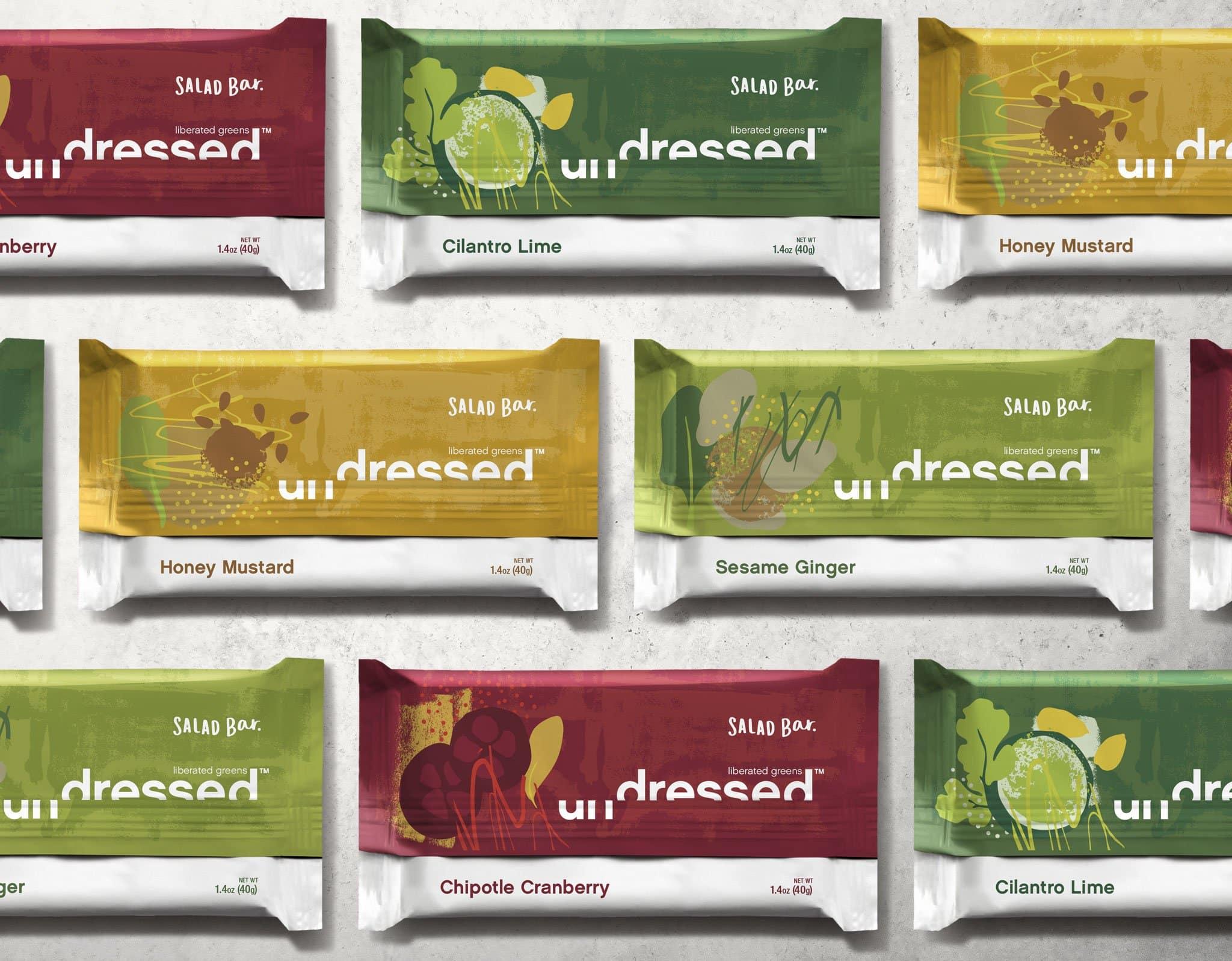 Undressed Bars