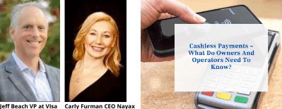 Nayax/Visa Webinar Cashless Payments