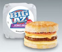 Big AZ Breakfast Sandwiches