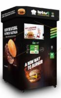 Botast Smart Burger Vending Machines