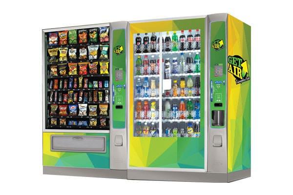 Beston Branded Vending Machines