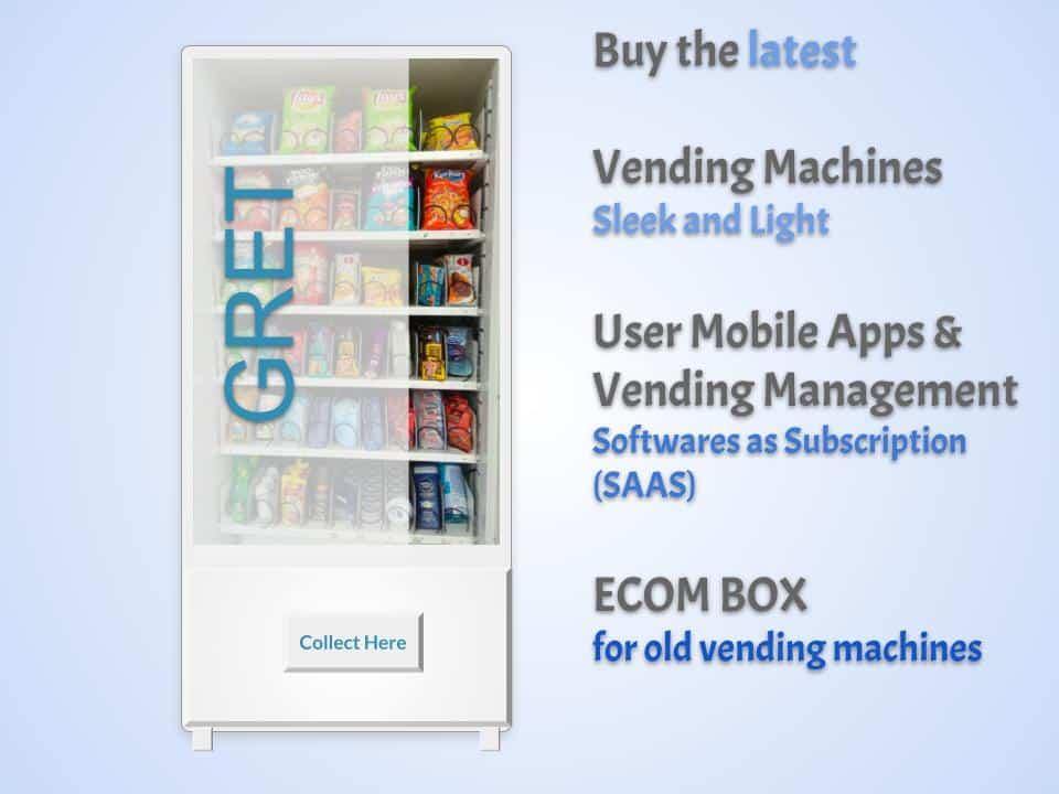 Gret Vending Machines