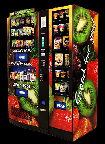 Healthy You Vending Machines
