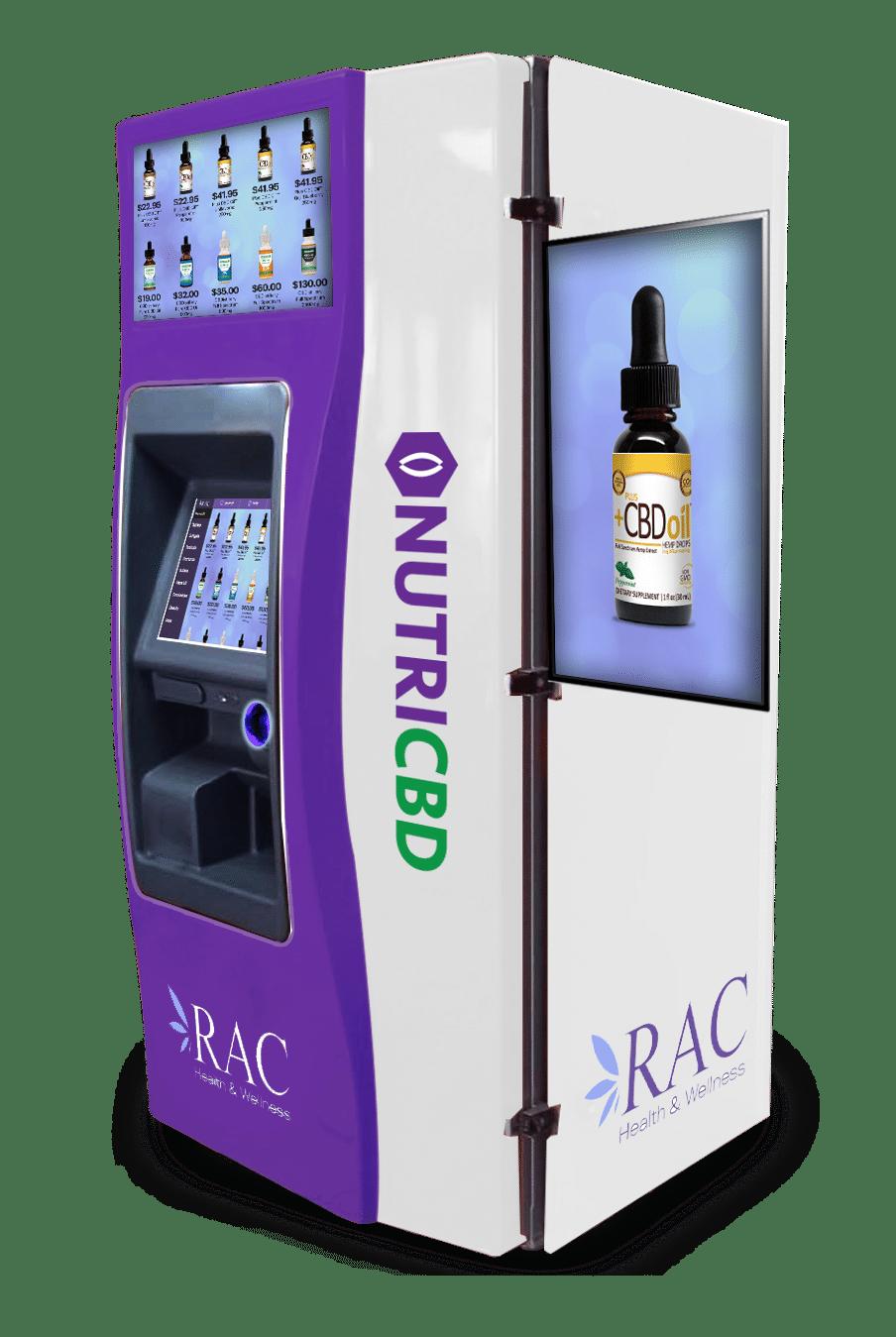 RAC Smart Vending Kiosks
