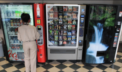 Vending Machines Growth