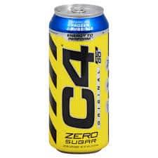 C4 Energy Drinks