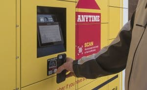 Automated Retail Lockers