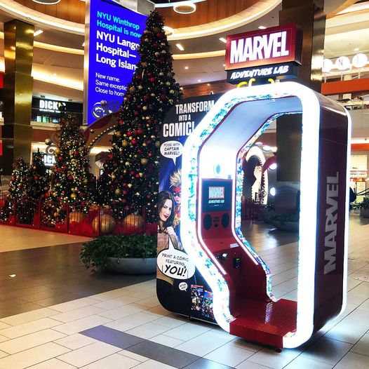 Marvel Photo Booth by Apple Industries
