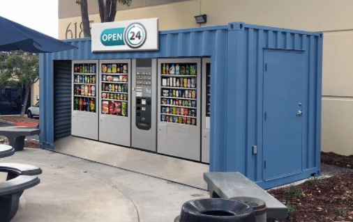 Open24 Markets, automated retail markets