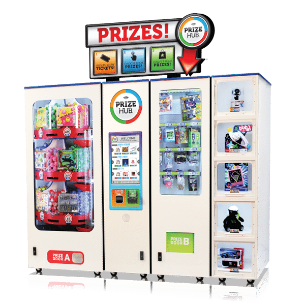 the Prize Hub