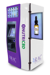 CBD Smart Vending Kiosks