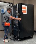 Airsled Vending Machine moving equipment