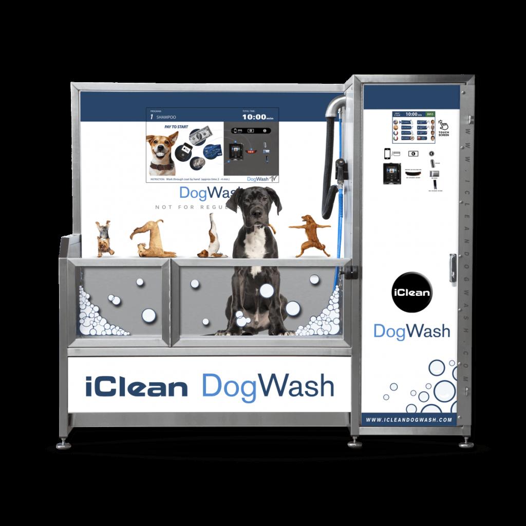 iClean Dog Wash Classic