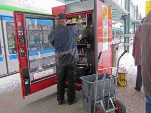 Vending Service Business