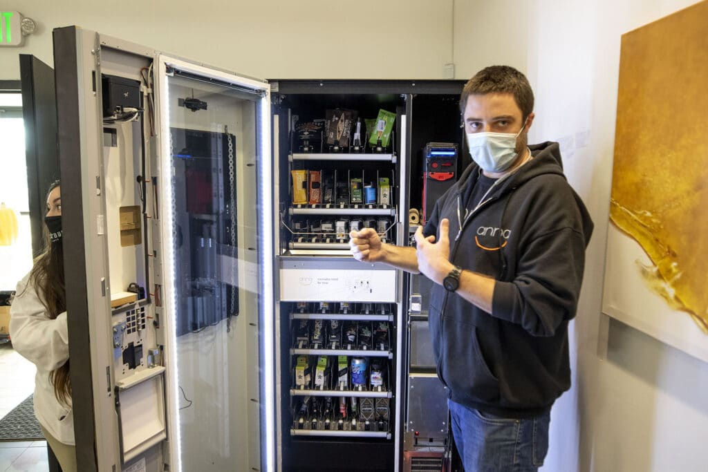 Vending Machine Business Start Up