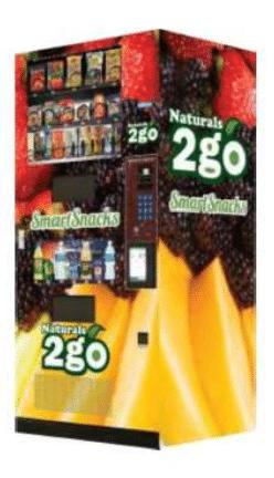 Naturals 2 Go Vending Machines