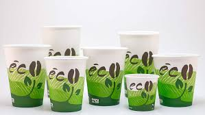 Paper Cups by Live in the Green
