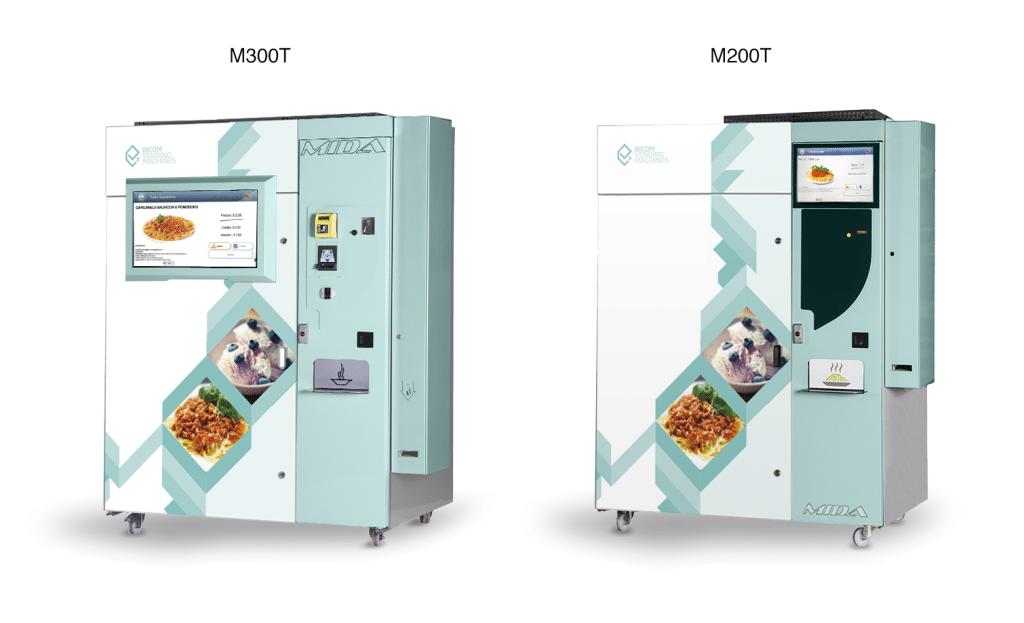Mida Vending Machine