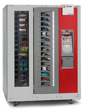 Robo Crib Industrial Vending Machines