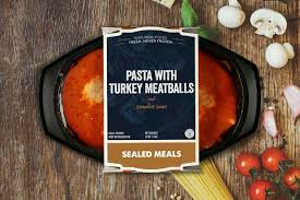 Sealed Meals, Microwaveable
