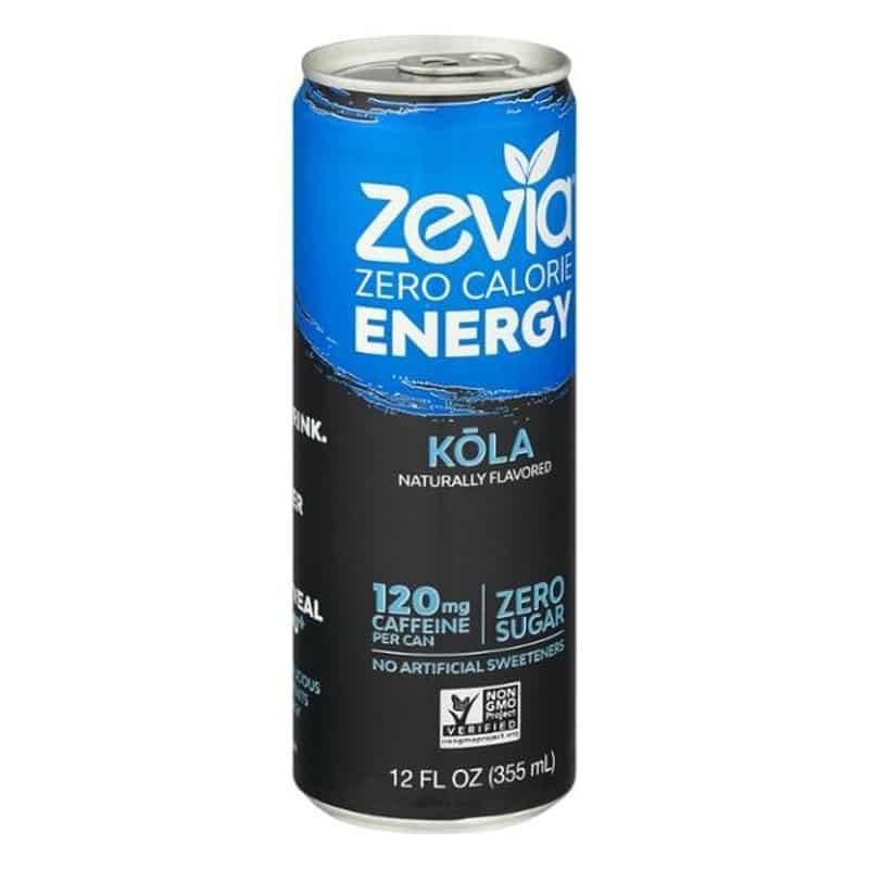 Zevia Energy Drink