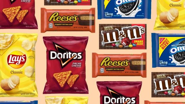 Snacks in America