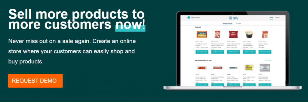 Supply Wizards Online Ordering Software