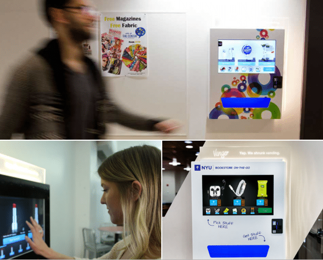 Vengo High Tech Compact Vending Machines