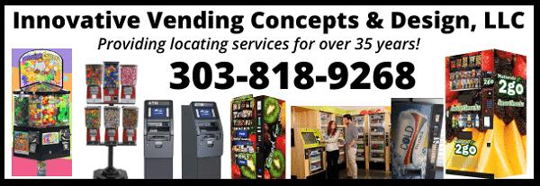 Innovative Vending Locations