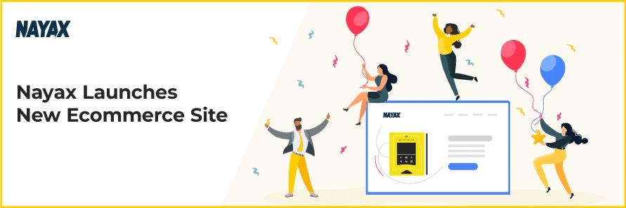 Nayax Launches New Ecommerce site