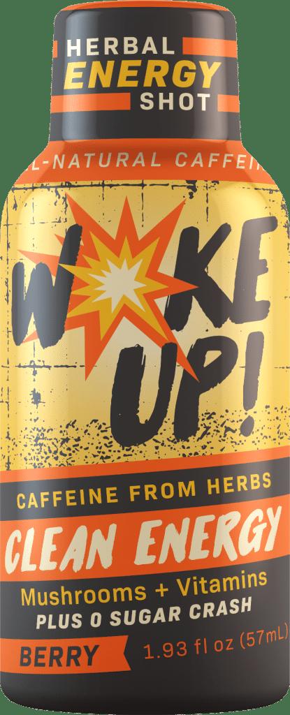 Woke Up! Herbal Energy Shot