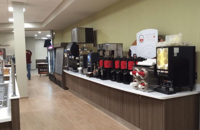 Axis Design Office Coffee Breakrooms