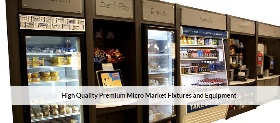 Axis Designs Micro Market Fixtures
