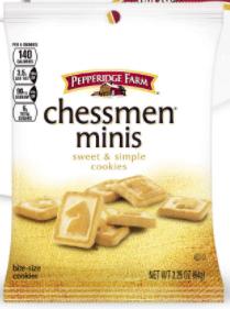 Chessmen minis