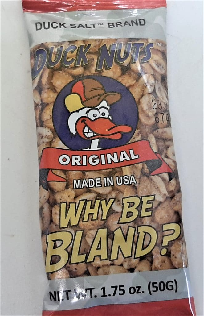 Duck Nuts Single Serve