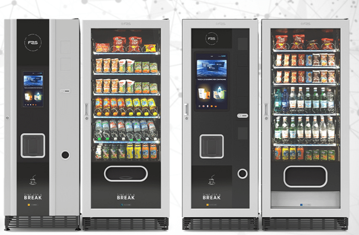 FAS Intelligent Vending Machines