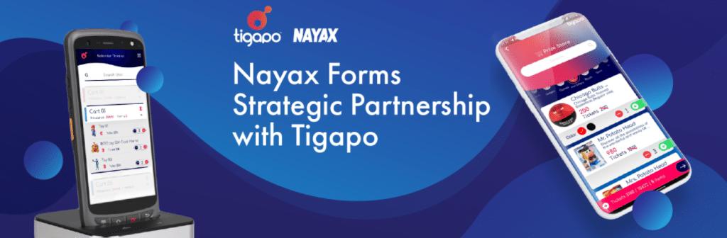 Nayax Partners Tigapo