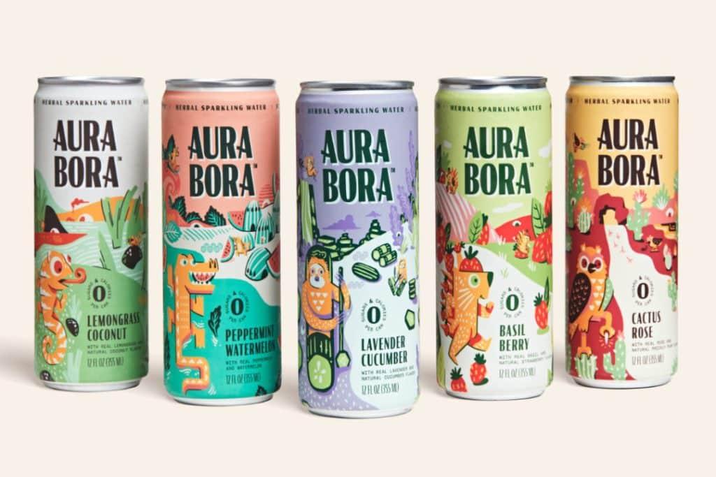 Aura Bora Water