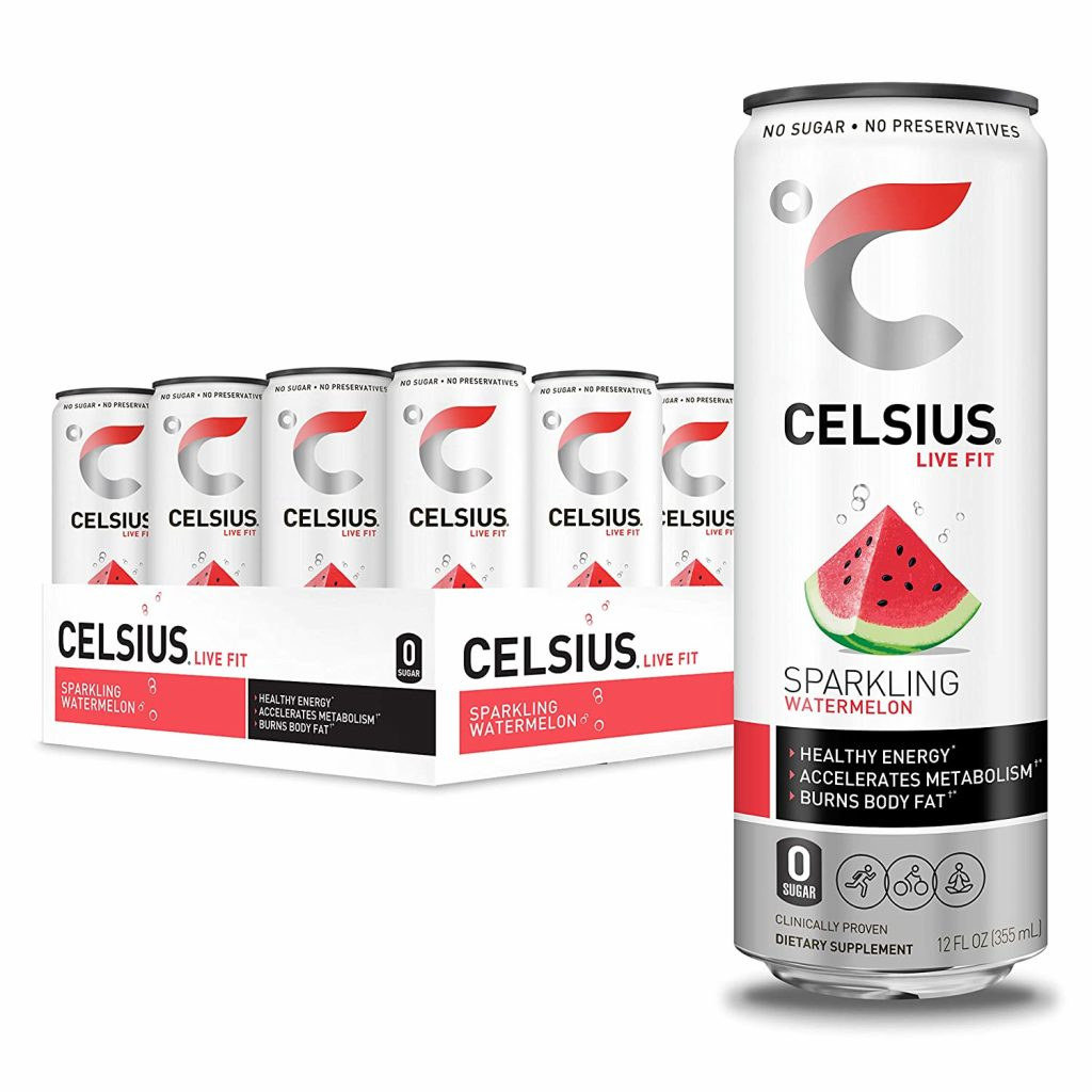 CELSIUS Fitness Energy Drink