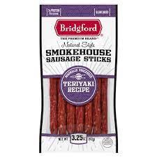 Bridgford Smoke House Sticks