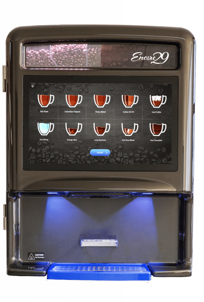 Evoka Coffee Machine