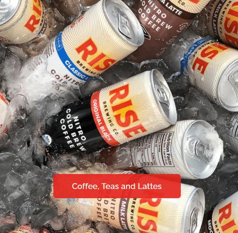 Rise Cold Bew Cans