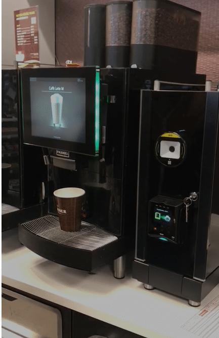 Coffee Machine MOL Group